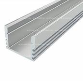 Алюминиевый профиль для светодиодной ленты 16x12mm