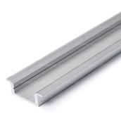 Алюминиевый профиль для светодиодной ленты 22x07mm