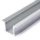 Алюминиевый профиль для светодиодной ленты 25x15mm
