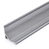 Алюминиевый профиль для светодиодной ленты Угловой 16x16mm