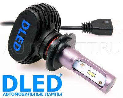 Автомобильные лампы H7 - Seoul 20Вт (Комплект)