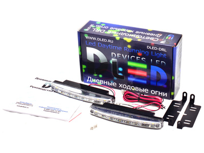 Дневные ходовые огни DRL-11 S-Flux 3W