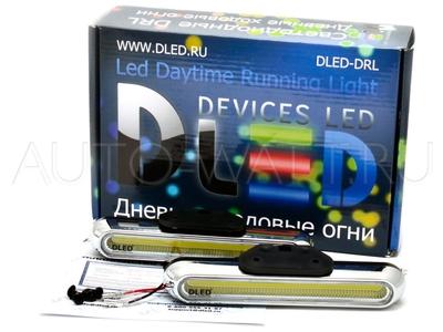 Дневные ходовые огни DRL-115 COB 2x3W