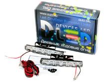 Дневные ходовые огни DRL-124 SMD3528-5050 2x2W
