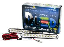 Дневные ходовые огни DRL-127 SMD5050 2x2.75W