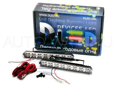 Дневные ходовые огни DRL-134 DIP 2x2W