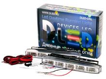 Дневные ходовые огни DRL-139 SMD5050 2x2.5W