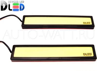 Дневные ходовые огни DRL-142 HP 2x10W