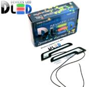 Дневные ходовые огни DRL-146 72 SMD 3014