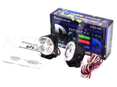 Дневные ходовые огни DRL-15 High-Power 4.2W