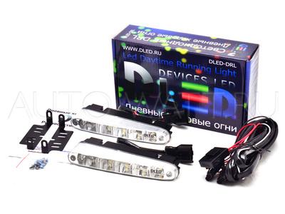 Дневные ходовые огни DRL-20 High-Power 5W