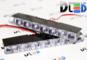 Дневные ходовые огни DRL-3 DIP 1W
