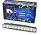 Дневные ходовые огни DRL-41 SMD1210-SMD5050 4.8W