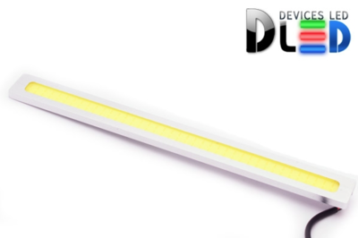 Дневные ходовые огни DRL-81 Silver High-Power 6W