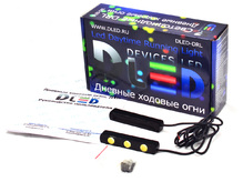 Дневные ходовые огни DRL-83 High-Power 3W