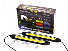 Дневные ходовые огни DRL-93 (гибкие)