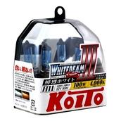 Газонаполненные лампы H11 - Koito Whitebeam ||| 4000K