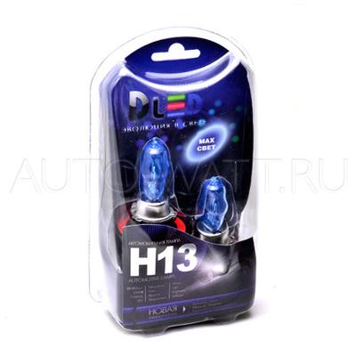 Газонаполненные лампы H13 DLED Evolution White 4300K