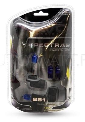 Газонаполненные лампы H27 880 EVO Spectras Xenon 5000K