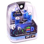 Газонаполненные лампы H4 DLED Рассвет 4500K