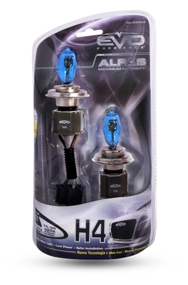 Газонаполненные лампы H4 EVO Alfas 4300K
