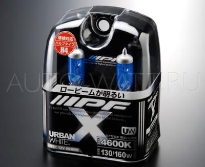 Газонаполненные лампы H4 - IPF URBAN WHITE 4600K