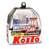 Газонаполненные лампы H4 - Koito Whitebeam ||| 4500K