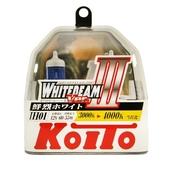 Газонаполненные лампы H1 - Koito Whitebeam ||| 4000K