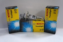 Лампа галогенная H1 - Bosch TruckLight 24V 70W