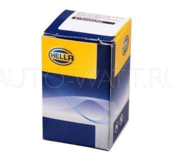 Лампа галогенная H1 - Hella Yellow 55W 12V