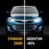 Лампа галогенная H1 - MTF Argentum + 80% 12V 55W 4000K