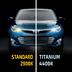 Лампа галогенная H1 - MTF Titanium 12V 55W 4400K