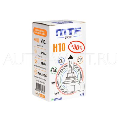 Лампа галогенная H10 - MTF 12V 42W 3000K