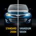 Лампа галогенная H27 800 - MTF Vanadium 12V 27W 5000K