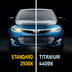 Лампа галогенная H27 881 - MTF Titanium 12V 27W 4400K