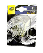 Лампа галогенная H3 - Hella BlueLight 55W 12V