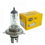 Лампа галогенная H4 - Hella 60/55W 12V