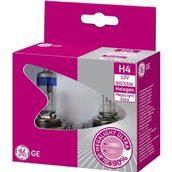 Лампа галогенная H4 - GE Megalight Ultra +90