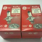 Лампа галогенная H4 - GE Rally