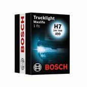 Лампа галогенная H7 - Bosch Trucklight Maxlife 24V 70W