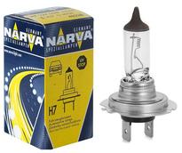 Лампа галогенная H7 - NARVA 12V 55W