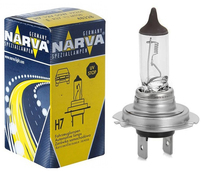 Лампа галогенная H7 - NARVA 12V