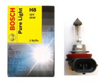 Лампа галогенная H8 - Bosch Pure Light 35W