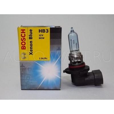 Лампа галогенная HB3 9005 - Bosch Xenon-Blue 12V 60W