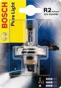 Лампа галогенная R2 P45t - Bosch Pure Light 12V 45/40W