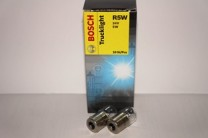 Лампа галогенная R5W BA15S - Bosch Trucklight Maxlife 24V 10W