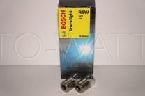Лампа галогенная R5W BA15S - Bosch Trucklight Maxlife 24V 5W