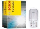 Лампа галогенная W21W 7440 - Bosch Pure Light 12V 21W