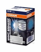 Лампа ксеноновая D1S - OSRAM Xenarc Nightbreaker Unlimited 4300K 85V 35W