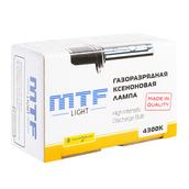 Лампа ксеноновая H1 - MTF